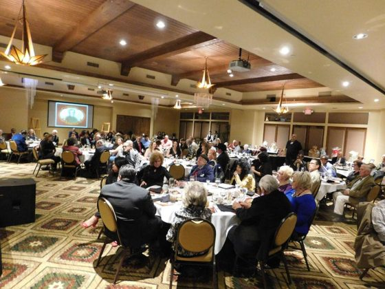 Guests at Ramona President's Dinner