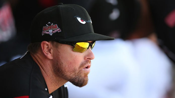 Mike McCoy, first-year manager of the Lake Elsinore Storm