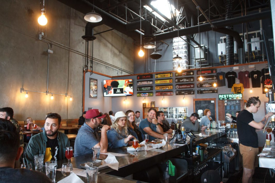 8Bit Brewing Company in Murrieta. Valley News/Shane Gibson photo
