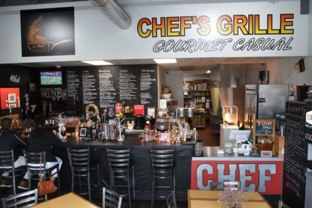 The Chef's Grille in Murrieta. Valley News/Shane Gibson photo