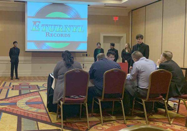 Murrieta Valley Virtual Enterprise team, Eturnyl
