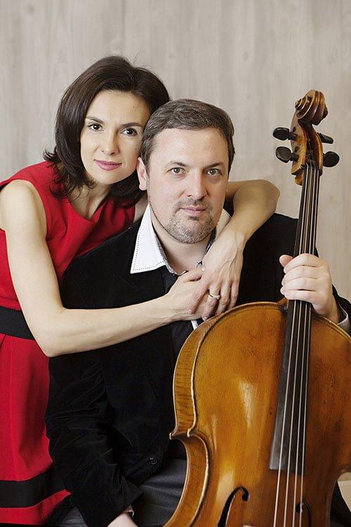 Musicians Kouzov Duo