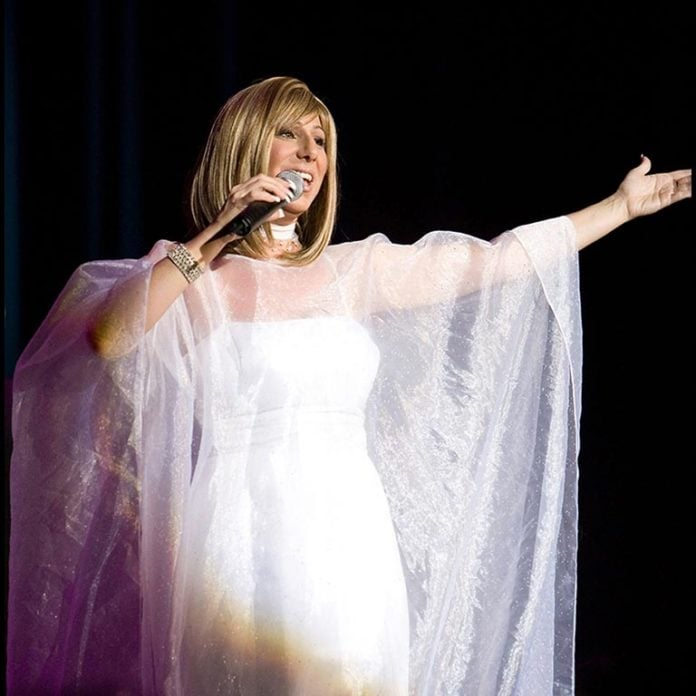 Barbra Streisand tribute artist Sharon Owens