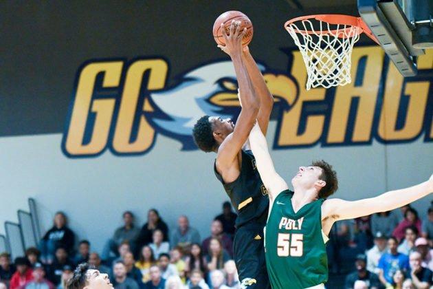 Rancho Christian High School basketball