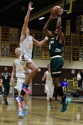 Murrieta Mesa High School basketball