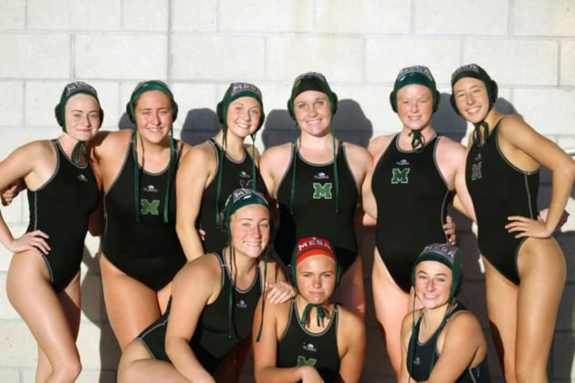 Murrieta Mesa High School girls' water polo team