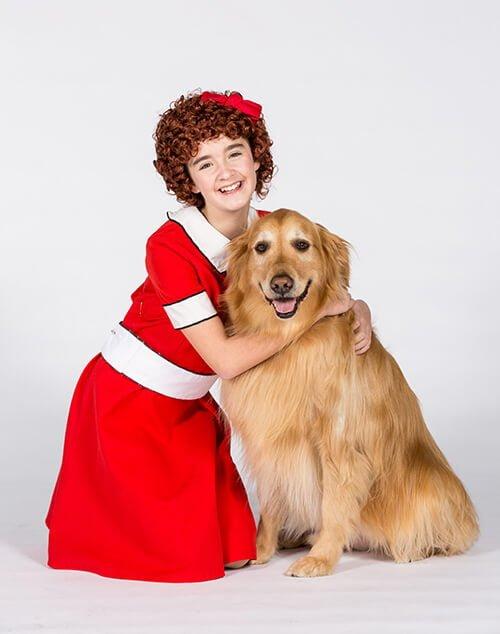 Sarah Gamble as Annie
