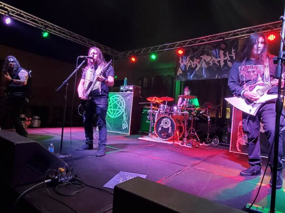 music band Warpath