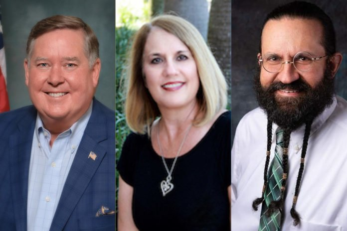Candidates for the 42nd Congressional District
