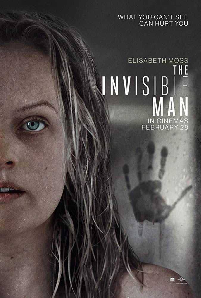 Invisible Man movie poster
