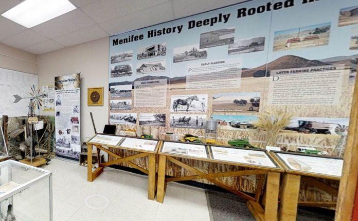 Menifee Valley Historical Association Museum