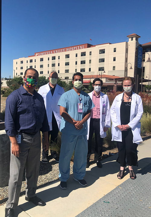 Temecula Valley Hospital doctors