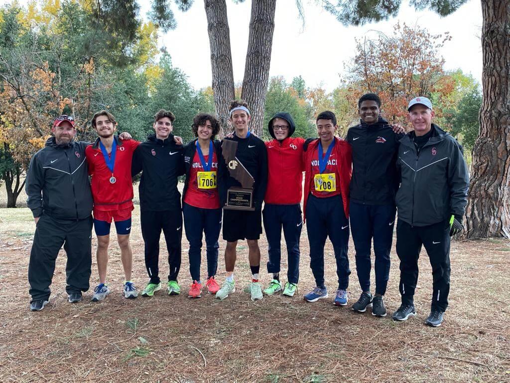 cross-country team