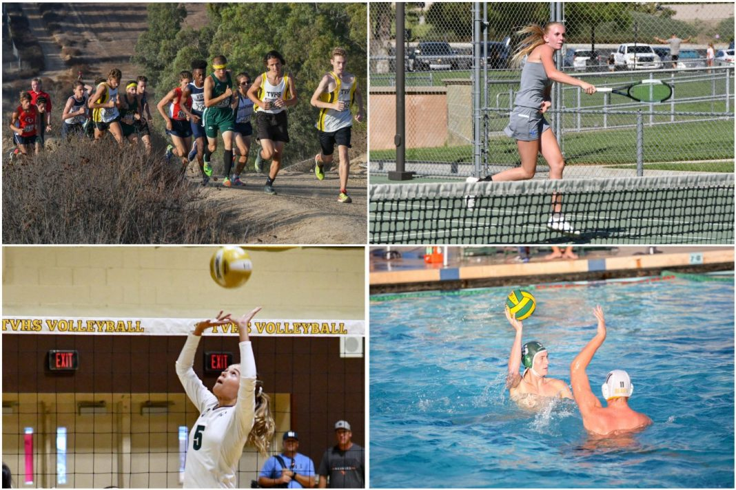 CIF Southern Section fall sports divisional playoff ...